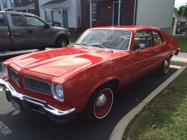 1974 Pontiac Ventura for sale: photos, technical ...