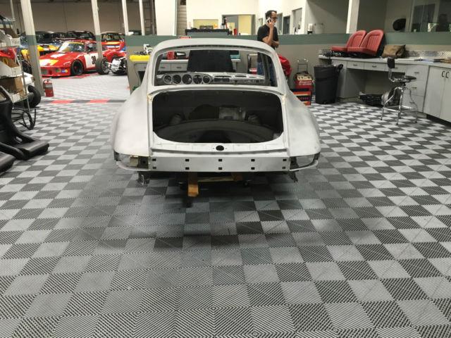 1974 Porsche 911 Chassis Tub For Sale Photos Technical