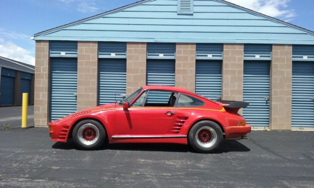 1974 Porsche 911 Slant Nose V8 Conversion for sale: photos ...