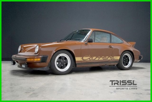1974 Porsche 911 Full Window Out Paint 911 Carrera