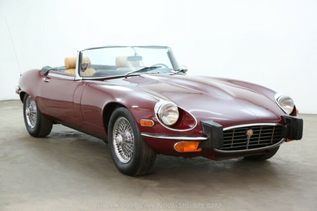 1974 Jaguar XK Roadster