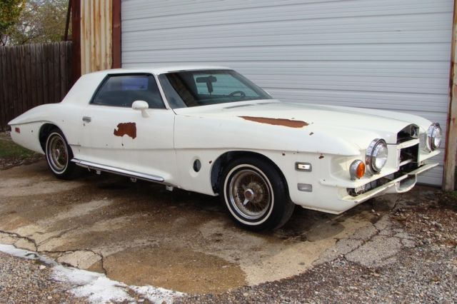 1974 Other Makes STUTZ
