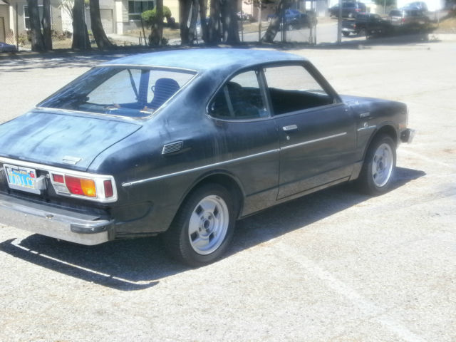 1974 toyota corolla 2 door deluxe coupe te27 mango for sale photos technical specifications. Black Bedroom Furniture Sets. Home Design Ideas