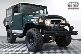 1974 Toyota Land Cruiser 4x4. V8. New paint. PB. Awesome!