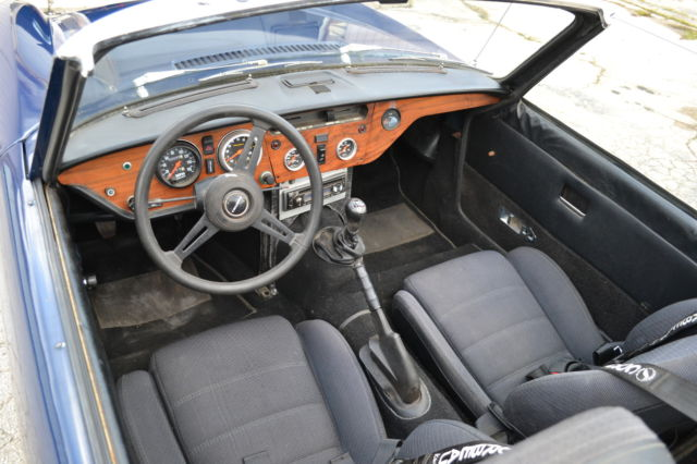 1974 triumph spitfire base convertible 2 door rotary engine 12a for sale photos technical