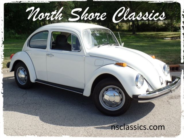 1974 Volkswagen Beetle-New - VERY CLEAN 4 SPD - GREAT ON GAS - NICE PAINT - S