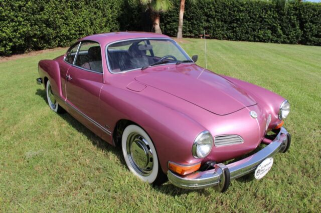 1974 Volkswagen Karmann Ghia Coupe 1600cc Air Cooled 80+ HD Pictures