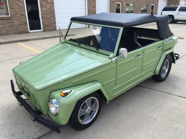 1974 Volkswagen Thing Thing