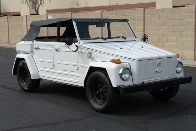 1974 Volkswagen Thing --