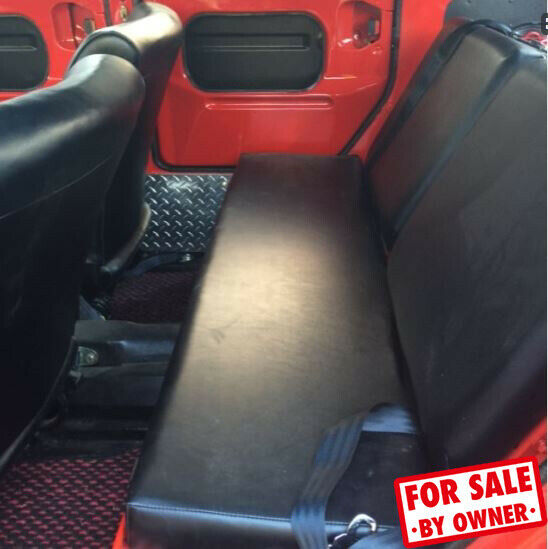 1974 Red Volkswagen Thing Other with Black interior