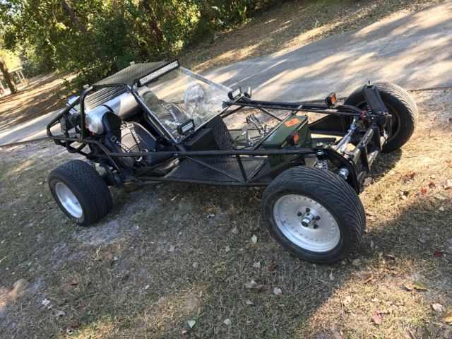 vw sand rail dune buggy  turbo watercooled hp  sale  technical