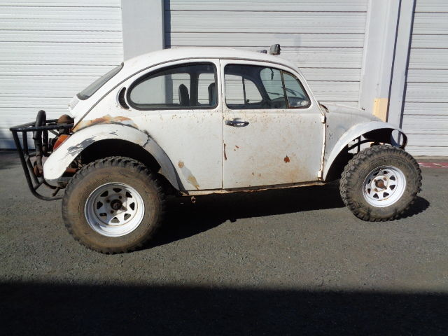 1974 VW Volkswagen Classic Baja Bug Dune Buggy Complete Sunroof for sale: photos, technical ...