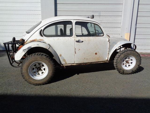 1974 Vw Volkswagen Classic Baja Bug Dune Buggy Complete Sunroof For