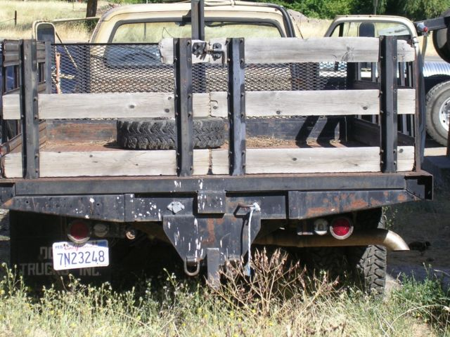 1974 w300 4x4 dodge diesel dually flatbed for sale photos technical specifications description. Black Bedroom Furniture Sets. Home Design Ideas