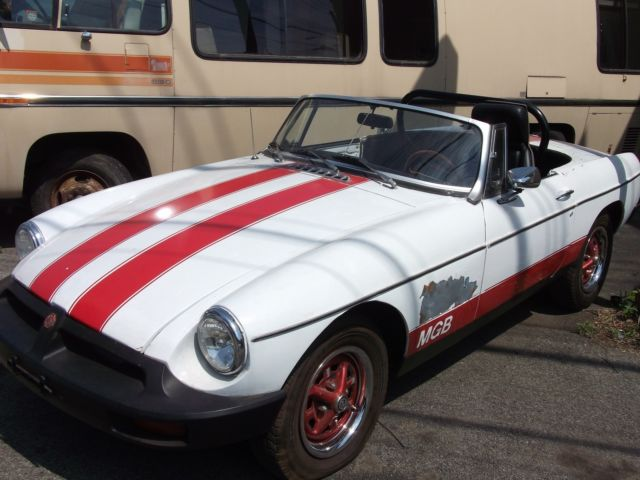 19741/2 mgb roadster with a supercharger for sale: photos, technical