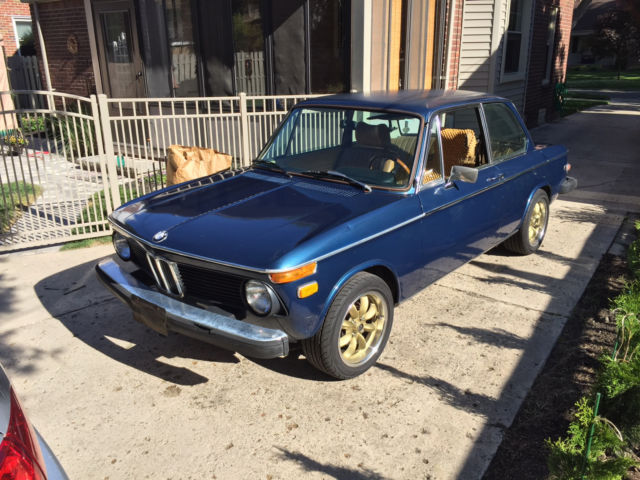 1975 BMW 2002 Fully Rebuilt M10