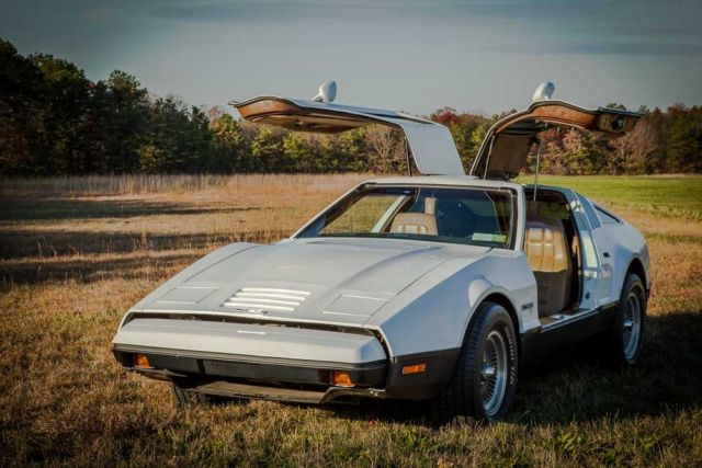 1975 Bricklin SV-1 Base Coupe 2-Door 5.8L Great Running ...