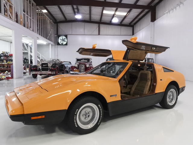 1975 Other Makes BRICKLIN SV-1 ONLY 11,631 ORIGINAL MILES!