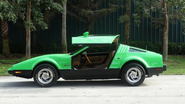 1975 Other Makes BRICKLIN SV-1 SV-1 GULLWING