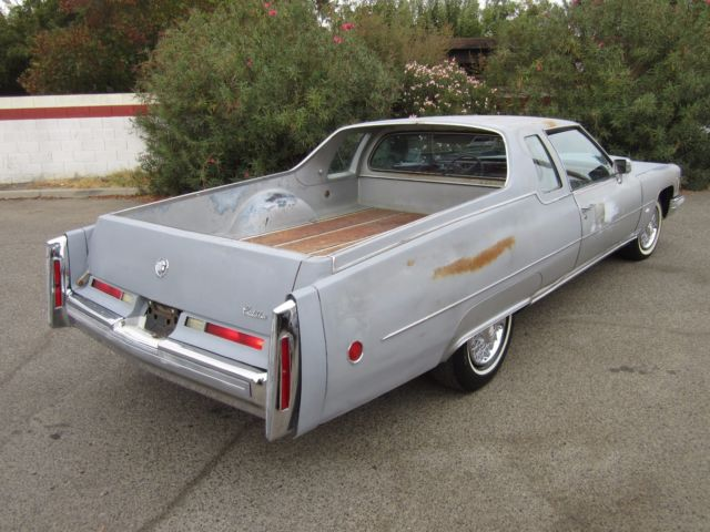 1975 Cadillac Other Eldorado Pickup