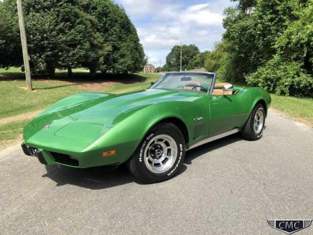1975 Chevrolet Corvette Stingray Roadster