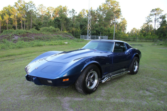 1975 Chevrolet Corvette Corvette StingRay Coupe 350 5.7L Must See