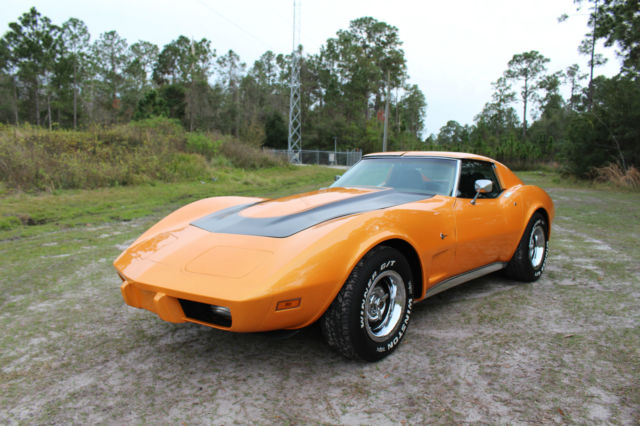 1975 Chevrolet Corvette StingRay Coupe 2 Door 5.7L 350 Call Now Must See