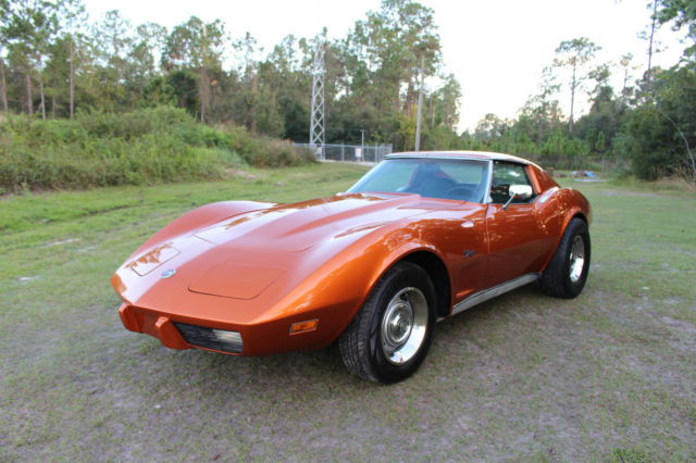 1975 Chevrolet Corvette StingRay L48 Coupe C3 5.7L Must See Call Now