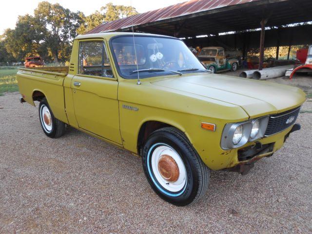 1975 Chevrolet Luv All Original Like New For Sale Photos