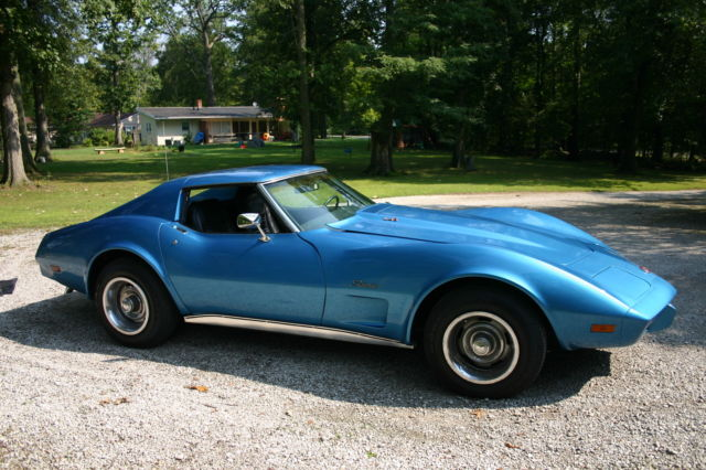 1975 chevy corvette stingray 1975 chevy corvette stingray l48 original. Cars Review. Best American Auto & Cars Review