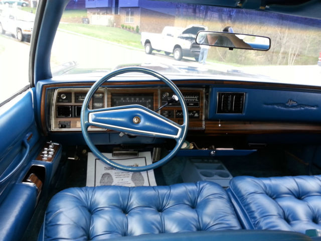 1975 Chrysler Imperial Lebaron For Sale Photos Technical