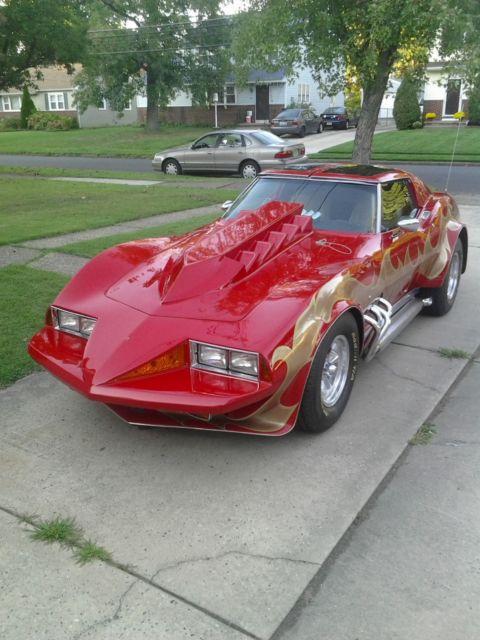 1975 Corvette Custom For Sale Photos Technical
