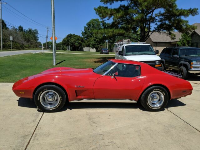 1975 Chevrolet Corvette CORVETTE STINGRAY