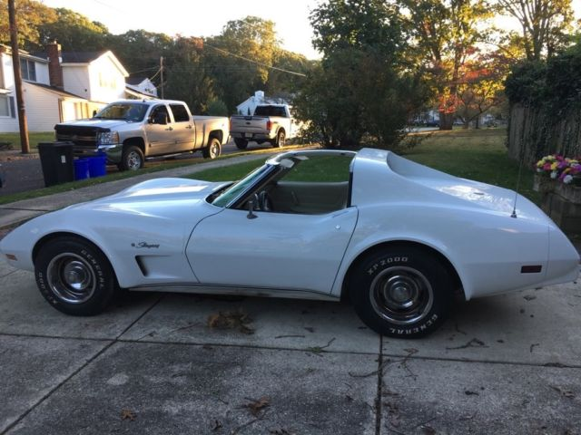 1975 Chevrolet Corvette T-Top