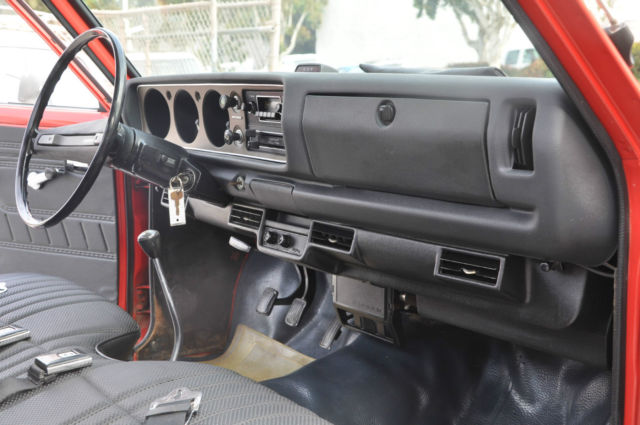 1975 Datsun 620 Short bed Pickup 72,000 Original Miles One ...