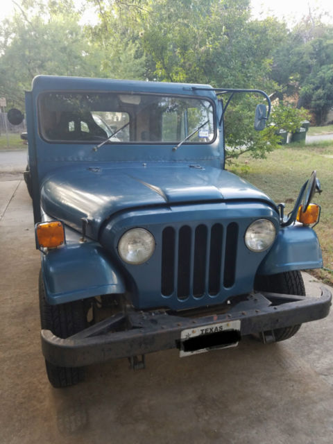 1975 Jeep DJ-5D AM General