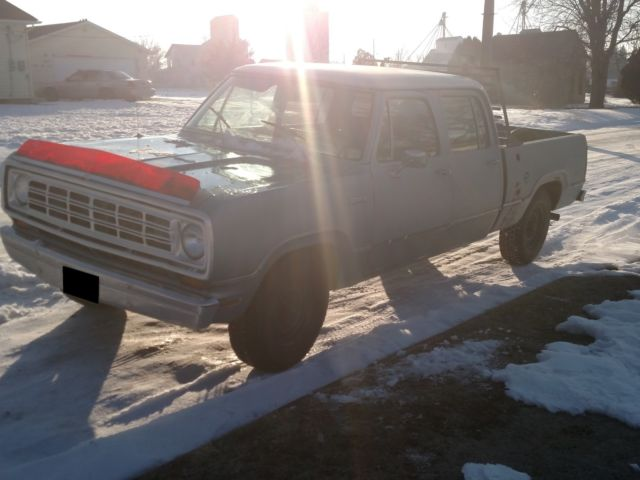 1975 Dodge Other Pickups D200