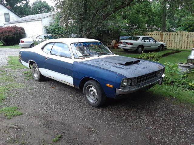 1975 Dodge Dart SE hang 10