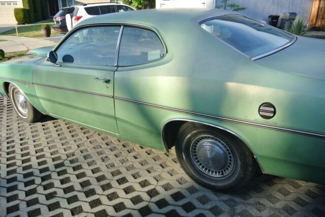 1975 Dodge Dart Sport Mopar Slant Six 225 Clean CA car