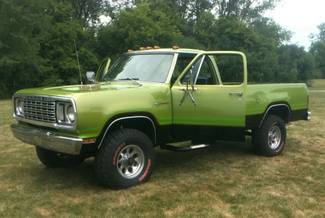 W200 power wagon for sale for Motorized wagon for sale