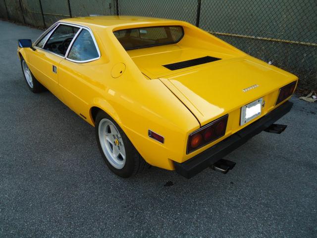 1975 Ferrari Dino 308 Gt4 Usa Spec For Sale Photos