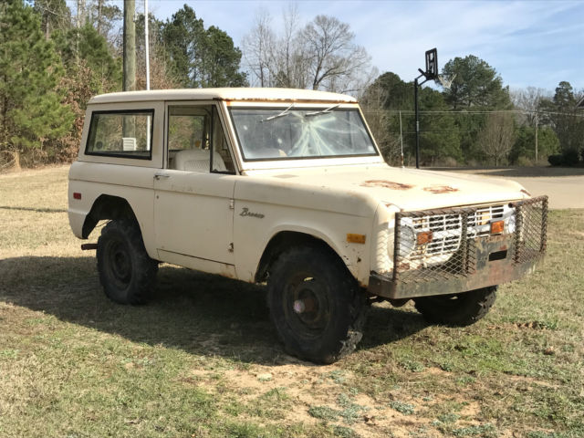 1975 Ford Bronco Base