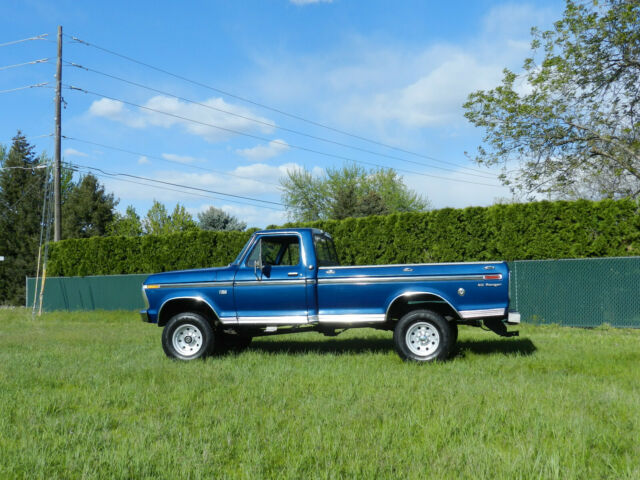 1975 ford f 250 ranger xlt 4x4 highboy rare classic trucks take a look for sale photos. Black Bedroom Furniture Sets. Home Design Ideas