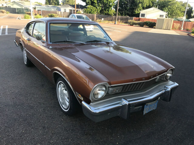 1975 Ford Maverick HU
