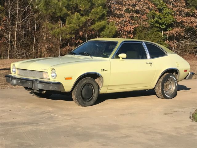 1975 Ford Pinto Base