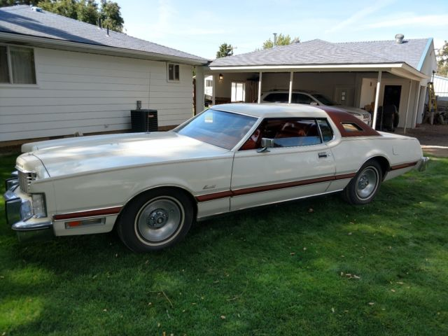 1975 Ford Thunderbird 20th Anniversary Luxury Copper Edition For