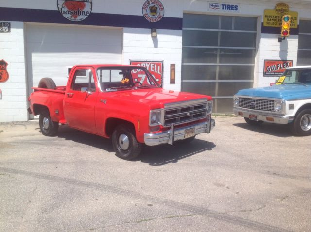 1975 Chevrolet Other Pickups GMC 1/2ton