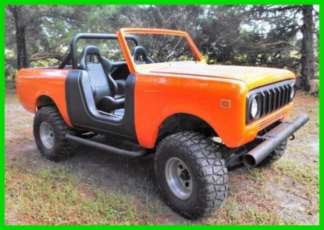 1975 International Harvester Scout II SS Classic