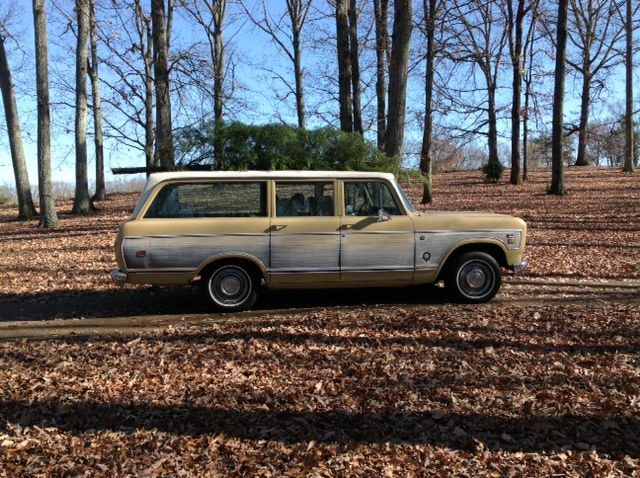 1975 International Travelall For Sale Photos Technical