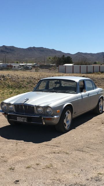 1975 Jaguar Other XJ6L
